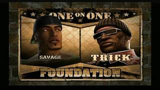 Def Jam: Fight For NY Part 1