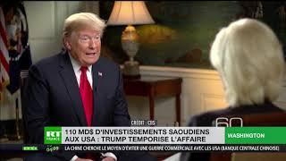 Affaire Khashoggi : Donald Trump menace Riyad d