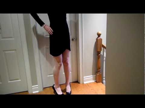 First Crossdressing Video
