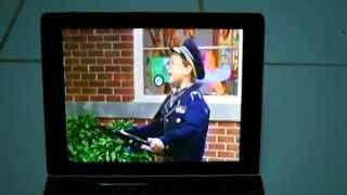 My favorite song from Barney Are we there yet