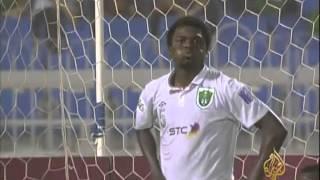 تأهل الأهلي السعودي إلى نهائي دوري أبطال آسيا