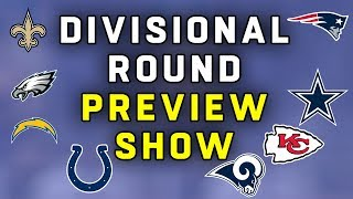 Divisional Round Preview Show