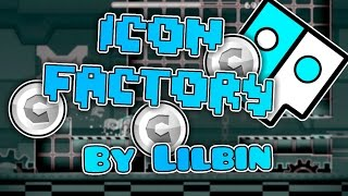 [ICONIC!] Geometry Dash #27   Icon Factory by Lilbin (3coins)