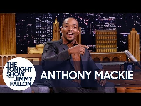 Anthony Mackie s First Time Smoking Weed Got Him Chased by a Moose