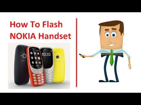 How to flash a nokia phone with flash software and flash files ফুল ফ্লাশ নোকিয়া ফোন !