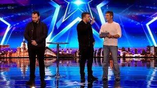 Britain's Got Talent 2017 DNA Mind Readers Full Audition S11E01