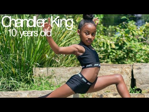 Xxx Mp4 Chandler King Amazingly Strong 10 Year Old Gymnast Level 9 3gp Sex