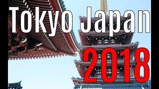 2018 Tokyo Japan Trip