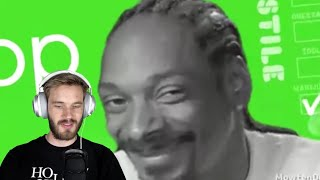 PewDiePie Reacts to Blend W - YLYL #0019