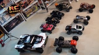 RC ADVENTURES - RC Collection & Inside The RCSparks Studio (Spring 2012)