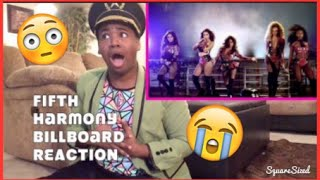Fifth Harmony - Work From Home ON Billboard Perfomance (REACTION)