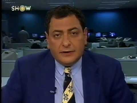 Show TV Reha Muhar'la Ana Haber 24.10.1996 (Asya Finans Açılışı)