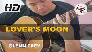 Lover's Moon - Glenn Frey (solo guitar cover)