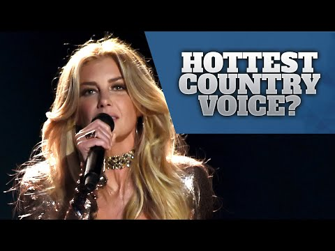 Country Music's 10 Sexiest Female Voices