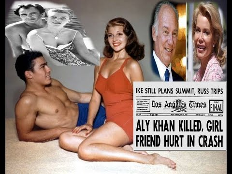 Xxx Mp4 AGA KHAN MOTHER Rita Hayworth Have To Say About AGA KHAN S FAMILY 3gp Sex