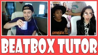 Teaching Girls How To Beatbox On Omegle