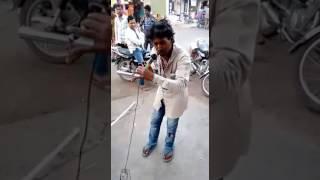 Bhakti ki sakti.om jai jagdish hare by flute player.