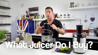 Jason Vale the Juice Master Which is the Best Juicer to Buy