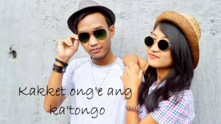 Ka'saa nang'na lyrics video Saldorik feat Noga