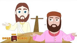 Peter and Jesus I New Testament Stories I Animated Children's Bible Stories