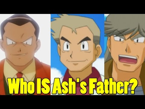 Pokemon Theory: What Really Happened to Ash's Father