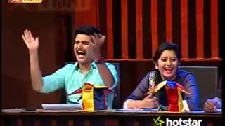 Vijay tv kalaka povathu yerru