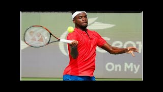 Frances Tiafoe joins strong American squad at BB&T Atlanta Open