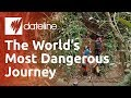 Download Video Download The World's Most Dangerous Journey? 3GP MP4 FLV