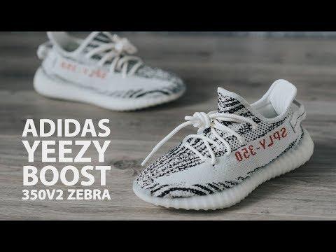 Xxx Mp4 Đập Hộp Đánh Giá On Feet đôi Adidas Yeezy 350v2 Zebra 2018 Hung Dinh 3gp Sex