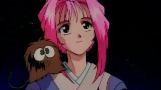 Macross 7 - Mylene wearing kimono