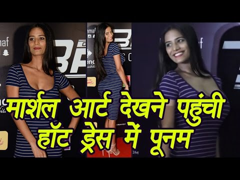 Xxx Mp4 Poonam Pandey Spreads HOTness At Recent Martial Art Event Watch Video FilmiBeat 3gp Sex
