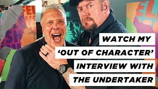 New Rare Interview - The Undertaker 'Out of Character' w/ Ed Young