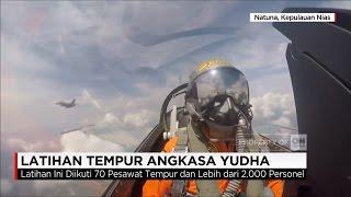 Latihan Tempur Terbesar TNI AU Angkasa Yudha