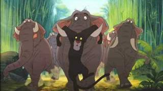 jungle book olifantenmars