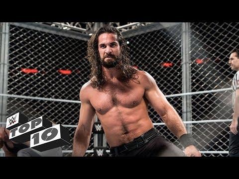 Xxx Mp4 Seth Rollins Annihilates Everyone WWE Top 10 May 11 2019 3gp Sex