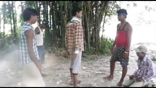 Desh bhakti  dialoge by Balirampur boys film Gaddar ek pram katha