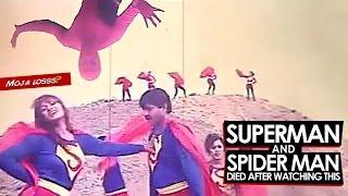 Superman VS Spiderman - The Desi Dance Version!