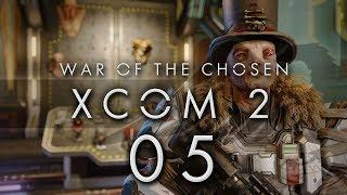 XCOM 2 War of the Chosen #05 RESCUING PRATAL MOX - XCOM 2 WOTC Gameplay / Let