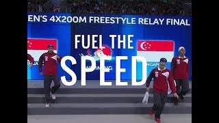 Fuel The Speed - Quah Ting Wen