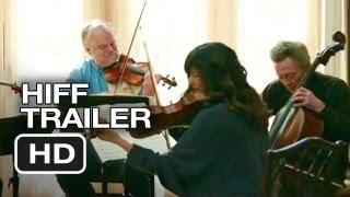 HIFF (2012) - A Late Quartet Trailer - Christopher Walken Movie HD