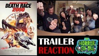 """Death Race 2050"" Trailer Reaction - The Horror Show"