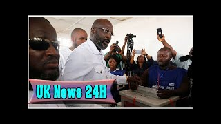 George weah: the football legend who wants to be liberia