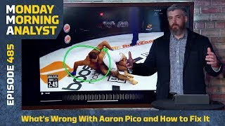 What's Wrong With Aaron Pico and How to Fix It   Monday Morning Analyst #485