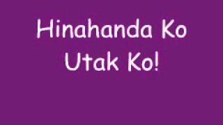 Jing Kapitan - Hinahanda Ko Utak Ko!