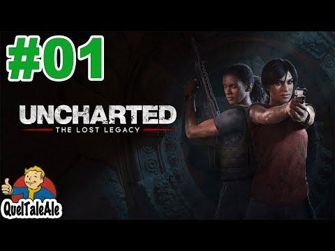 Uncharted L'eredità Perduta - Gameplay ITA - Walkthrough #01 - CAPITOLO 1 - Che spettacolo!