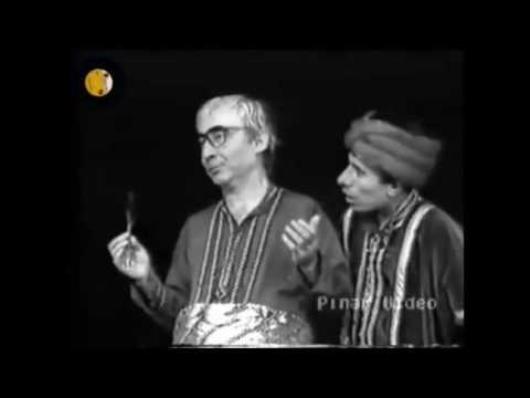 Şener Şen in muhteşem Turgut Özal taklidi