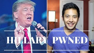 How Trump Trolling Hillary Clinton Emails is Genius | StateOfDaniel