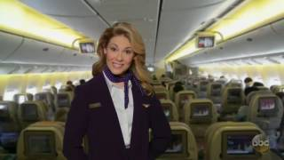United Airlines Commercial (Jimmy Kimmel Live)