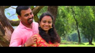NEETHU  WITH SUDHEESH OUT DOOR