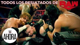 REVIVE Raw en 5 (MINUTOS): WWE Ahora, Feb 17, 2020